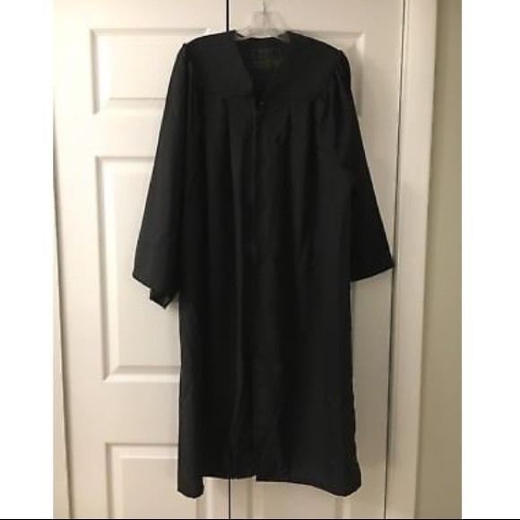 Oak Hill Other Oak Hall Black Graduation Gown Cap Not Included ...